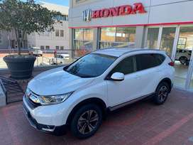 2021 Demo Registered CR-V 2.0 Elegance CVT