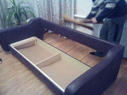 Ремонт и изготовление мягкой мебели!Диваны. Высокое качество!