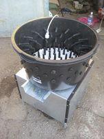 Перосъемная машина для ощипа бройлера, утки, перепелов (Только под зак