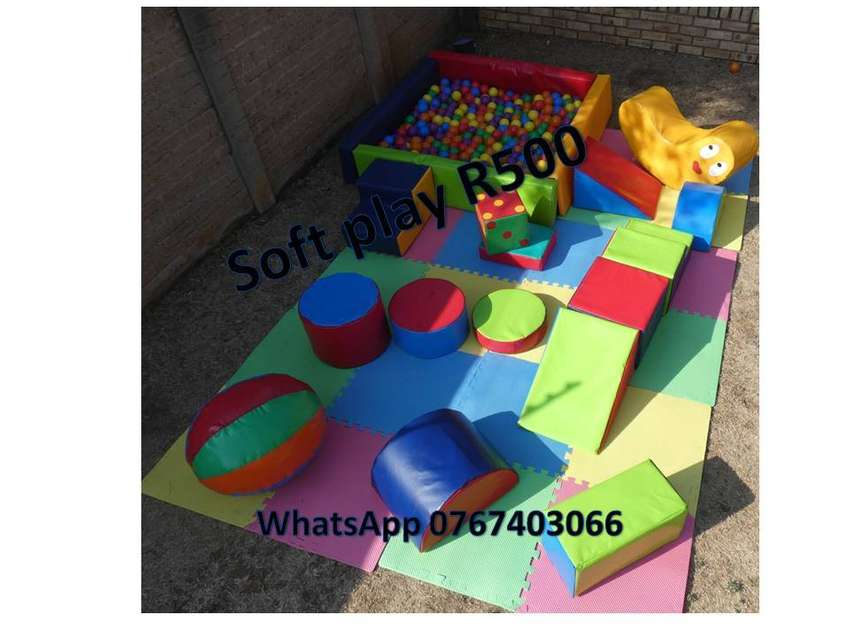 Soft Play for hire
