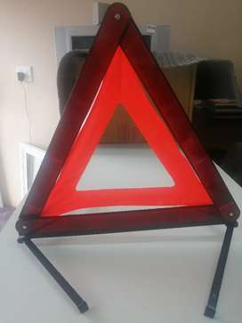 Emergency triangle lamps