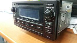 Subaru XV Impreza Legacy Forester radio fabryczne Clarion MP3 CM421LB
