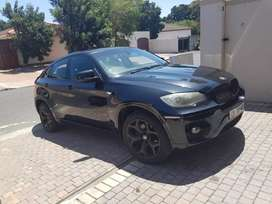 3.5 Diesel BMW X6 for sale