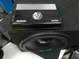 Car Amp & Sub Forsale