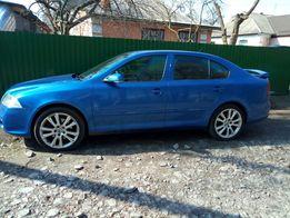 Розборка Шкода Октавия A5 RS, шрот Skoda Octavia RS, запчасти Октавія