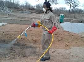SOIL POISONING SERVICES