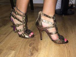 NEXT gladiatorki damskie buty obcas 37.5 nowe taniutko