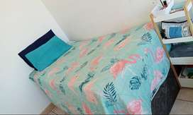 Flat to share for females in South beach Durban