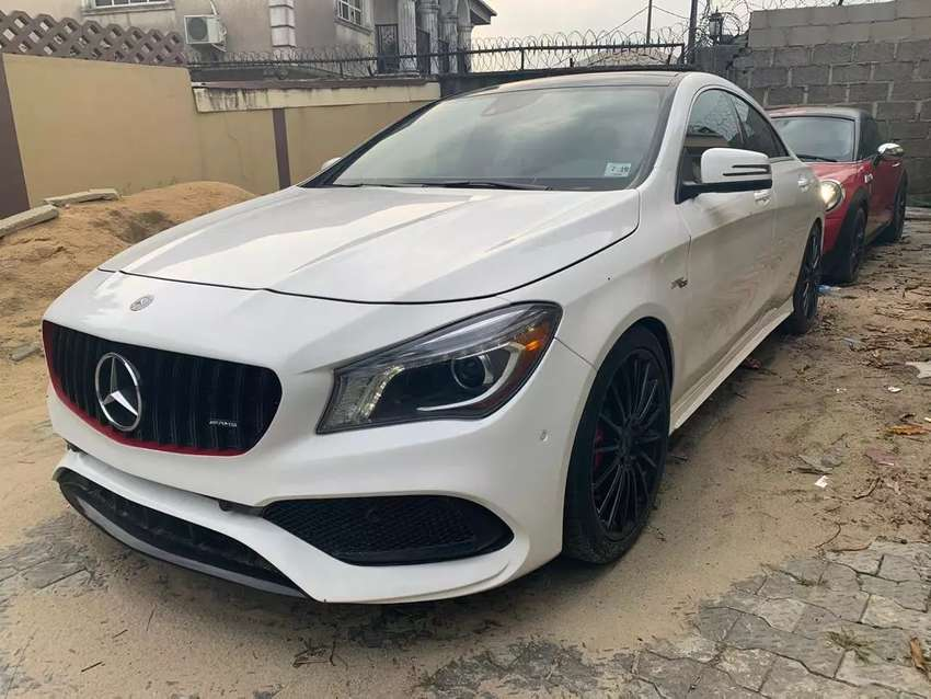 Tokunbo 2014 model Mercedes Benz CLA 45 AMG available for sale 0