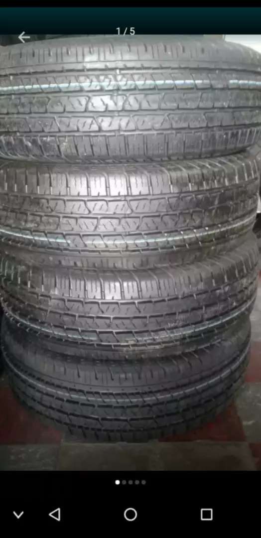 We have brand new 255 /70 /16 continental tyres for sale.