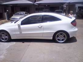 Mercedes Benz couple C230 for sale