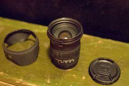 Объектив Sigma 17-70 мм f/2.8-4.5 DC Macro for Canon под ремонт.