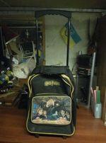 Гарри Поттер, дорожный детский рюкзак, сумка, портфель