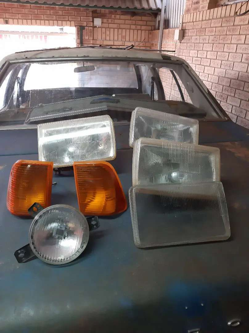 Ford Cortina Mk4/5 Golf Lighting 0