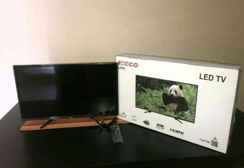 "32"" LED TV Brand New Sealed In The Box R1899 0"