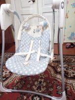 Качеля-качалка для новорожденных