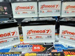 Akumulator Megatex A-Mega Amega Ultra 7 75Ah 790A CA770 E44 Ukraina