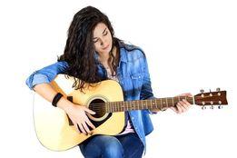 Уроки гитарной музыки с опытным педагогом