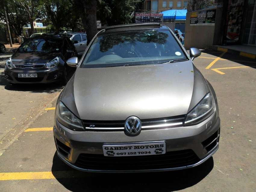 2016 VW GOLF7 R, 2.0 with 90000km 0