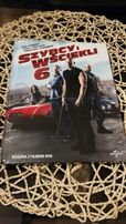 Szybcy i Wściekli 6 na DVD