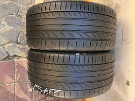 245/35R18 Continental ContiSportContact5 Run Flat 88Y Tyres |BMW Tyres