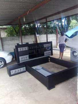 Nice and clean headboard for sale