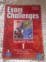 Exam Challenges 1 , angielski , gimnazjum , podręcznik