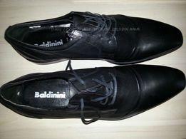 мужские туфли Baldinini 44 размер Италия