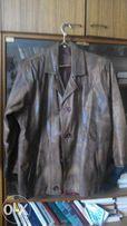 Куртка мужская кожаная р 50-52