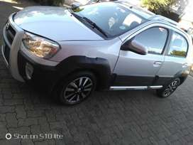 Toyota Etios Cross in good condition