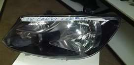 UP FOR SALE IS A VW CADDY L/R HEADLIGHT AVAILABLE