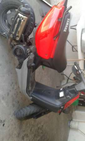 Bws for R8300 scooter