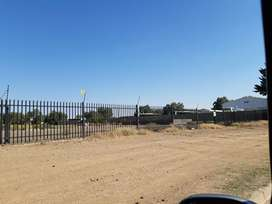 5000 square meter plot for rent 100m off the N12