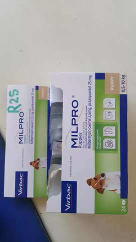 DEWORMING TABLETS FOR DOGS ALL SIZES