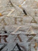 Новая футболка ZARA,оригинал, сделана в Португалии.