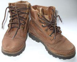 Ботинки демисезонные Timberland 27 p. - 17 cm.