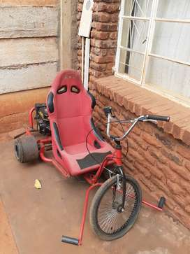 Go cart and drift trike