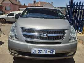 2013 Hyundai (H1) (2.5) Automatic with Service Book