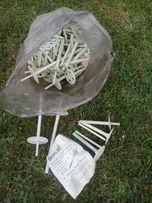 Gwoździe plastikowe