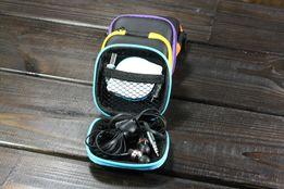 Чехол Matt case для наушников, ключей, линз, мелочи, заколок