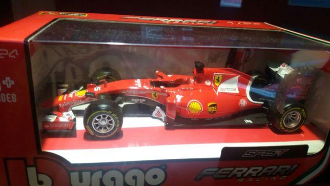 model bolidu F1 Ferrari Sebastian Vettel Gostyń - image 2