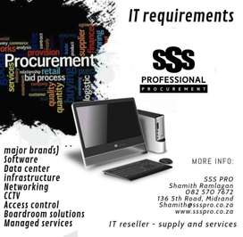 SSS PROFESSIONAL PROCUREMENT