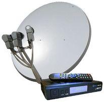 Установка-ремонт спутникових антен, Т-2, модемного интернета