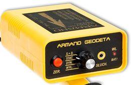 WYPRZEDAŻ - Wykrywacz metali ARMAND Geodeta - 599 zł - Nówka