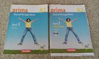 Prima-Deutsch fur Jugendliche A2 Band 3 / A2 Band 4/ В1 Band 5/ B2