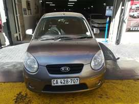 Kia picanto for a low price and full service history