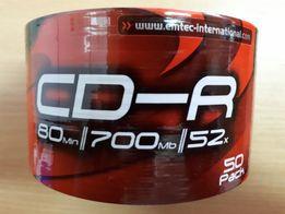 CD-R, CD, DVD, BD Emtec чистые диски для записи ОПТ Киев