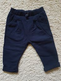 Zara spodnie dresowe dziewczęce 3 do 6 miesięcy
