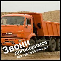 Песок, Шлак, Граншлак, Шлакоблок, Щебень,Отсев