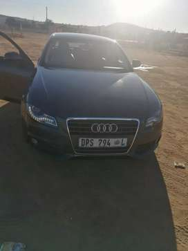 Audi A4 still in mint condition